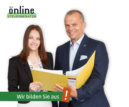 Ausbildung zum Steuerfachangestellten in Augsburg