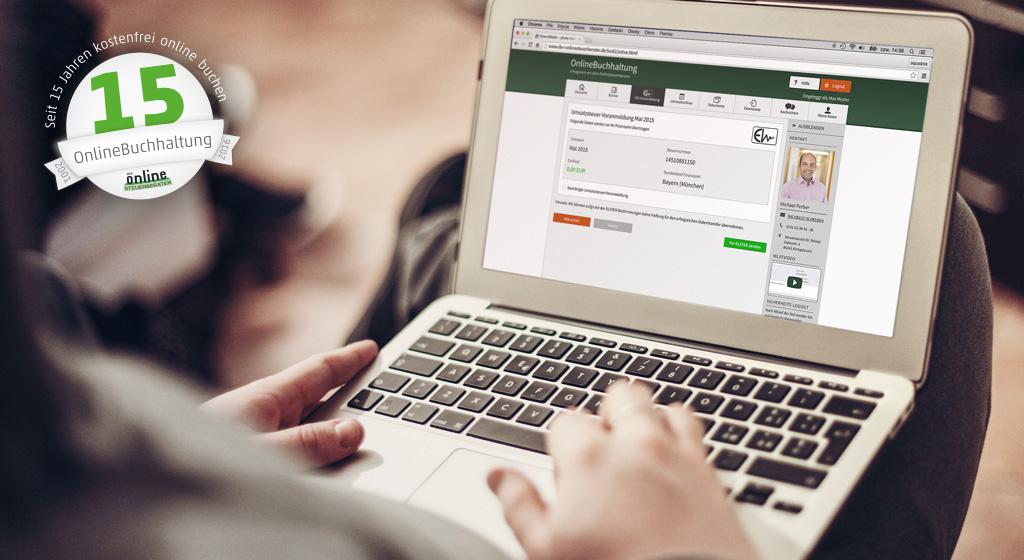 OnlineBuchhaltung für alle Branchen!